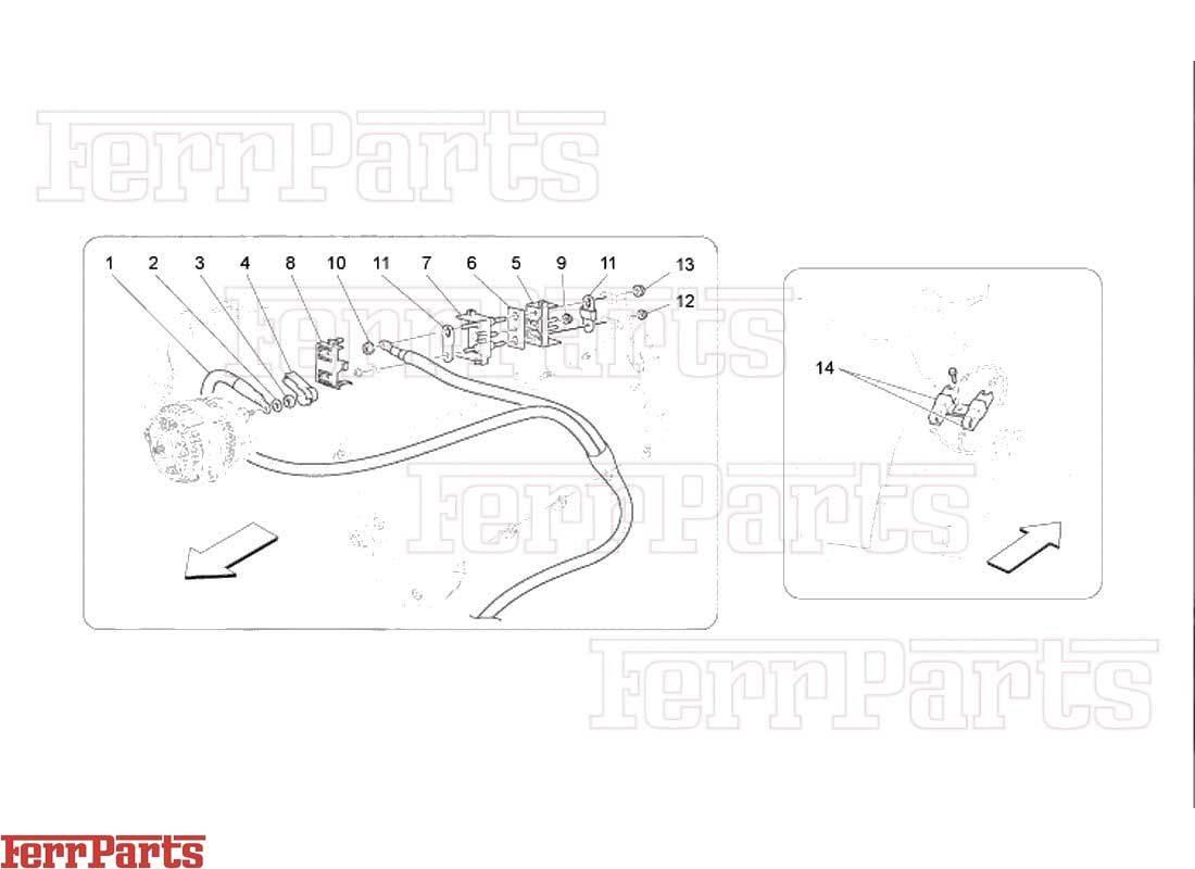 [RT_0433] Wiring Diagram 2010 Maserati Granturismo Free