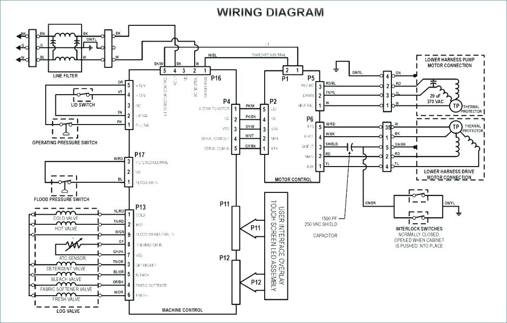 Maytag Washer Wiring Diagram : Maytag Neptune Washer Wire