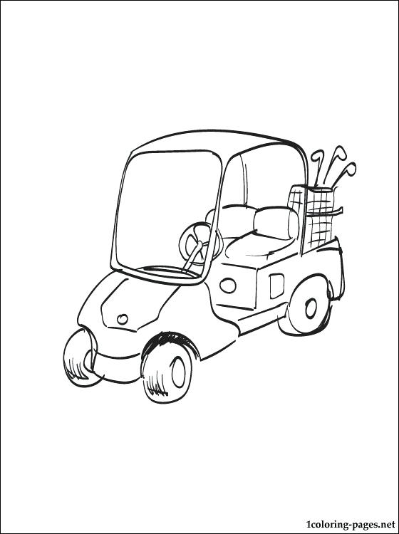 [FS_9656] Wiring Diagram Free Picture Golf Cart Wiring Diagram