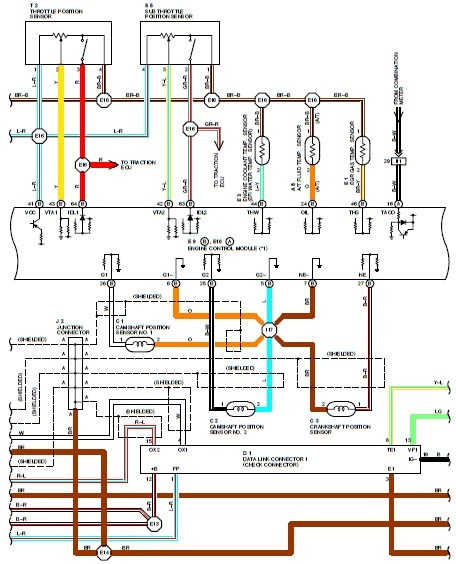db7330 toyota pickup ignition wiring download diagram