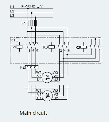 Wye Delta Starter Wiring Diagram Collection