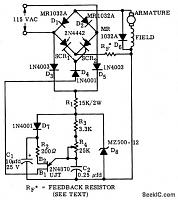[GK_7260] Tl494 Articlequot Motor Control Circuit Motor