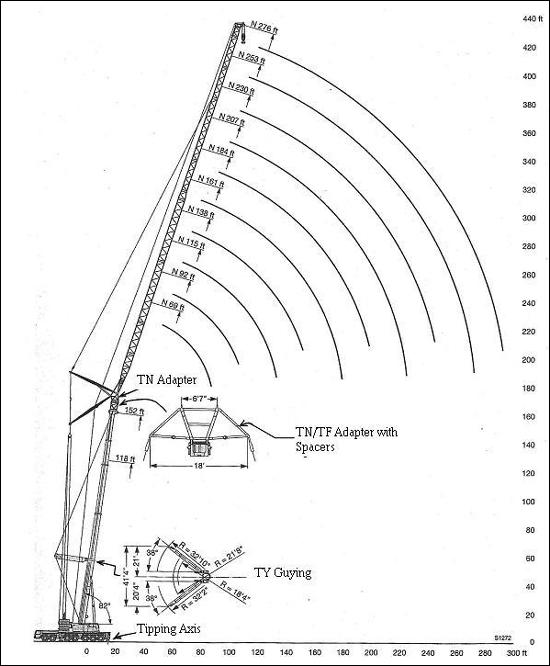 [BY_2176] Mobile Crane Diagram Liebherr Mobile Crane Ltm