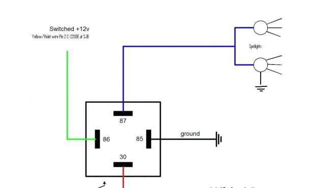 [GM_5425] Jabsco Spotlight Wiring Diagram Download Diagram