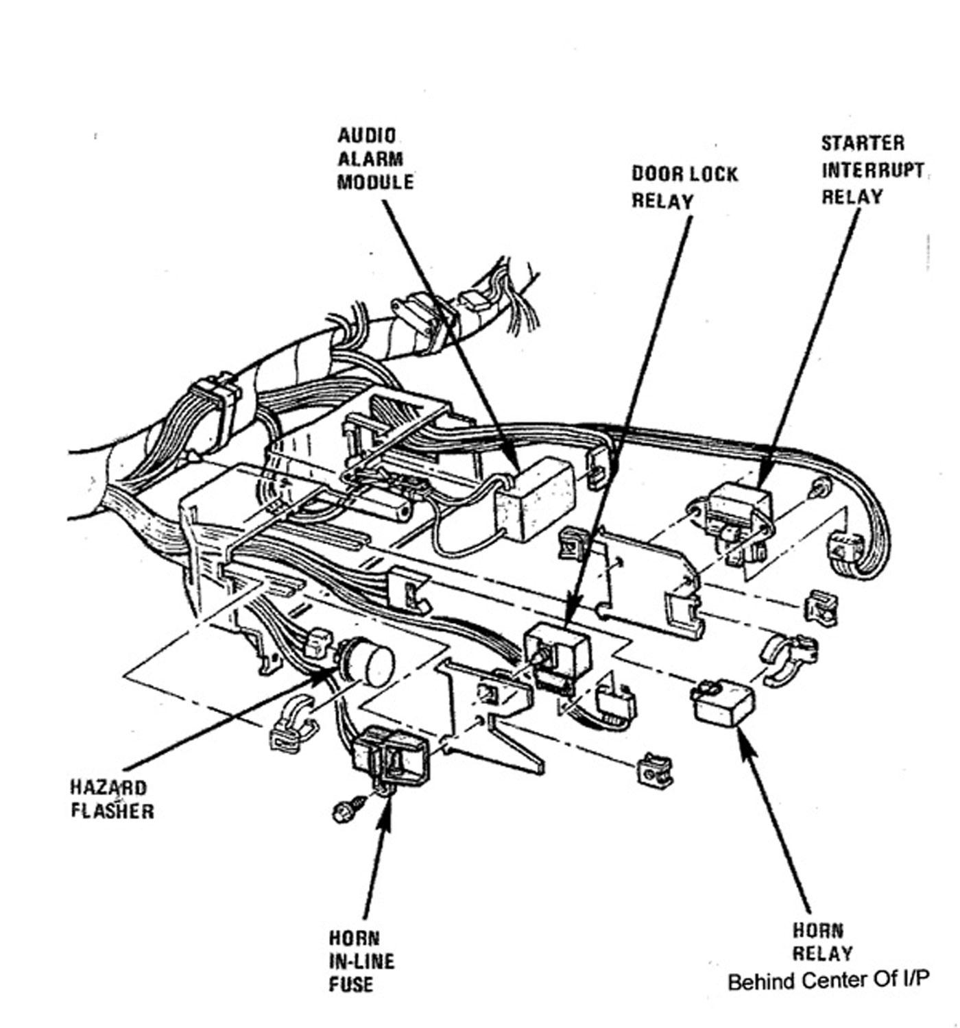 Kr Corvette Wiring Diagram For Starter Wiring