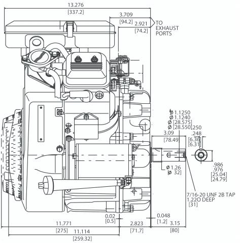 [GG_4327] Hp Wiring Diagram As Well 5 Hp Briggs And