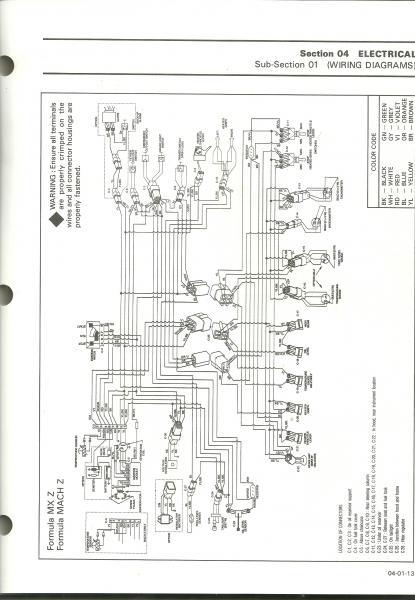 [AX_9866] Mxz 800 Wiring Diagram Download Diagram