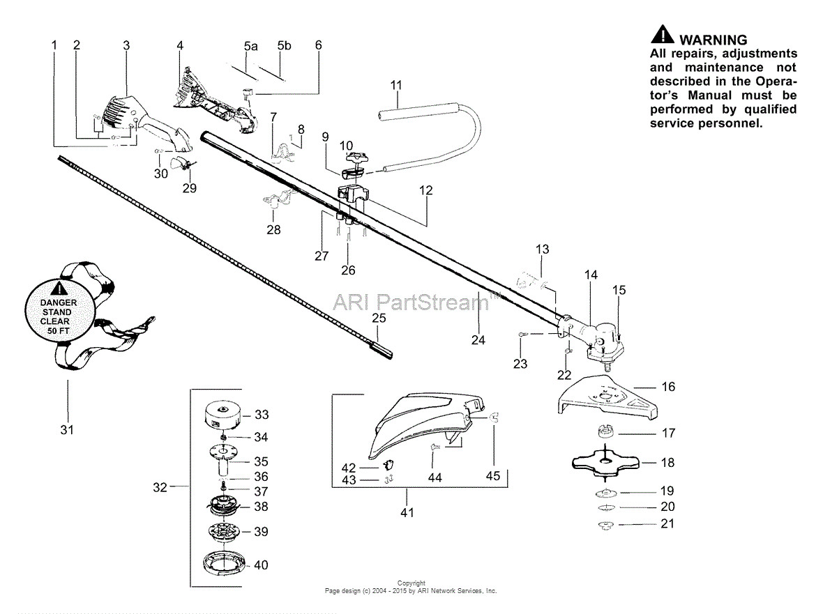 [VF_2585] Poulan Chainsaw Wire Diagram Wiring Diagram