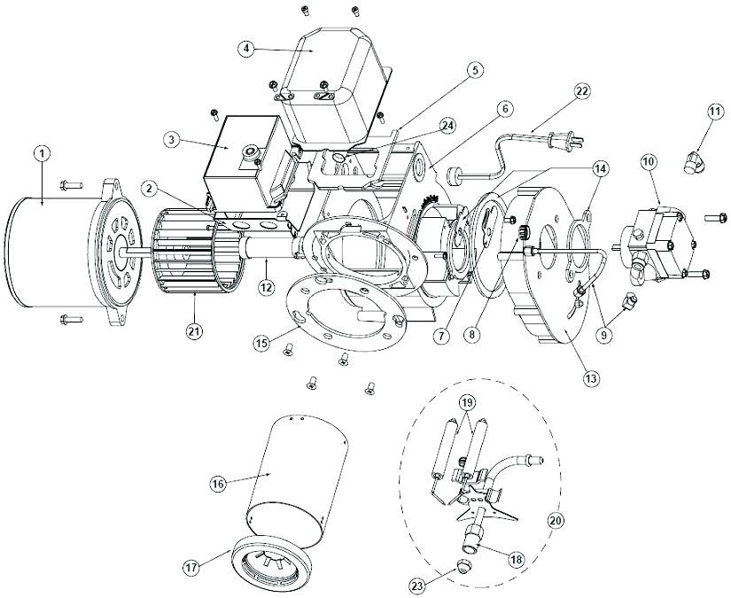 [NO_6162] Miller Oil Furnace Wiring Diagram Schematic Wiring
