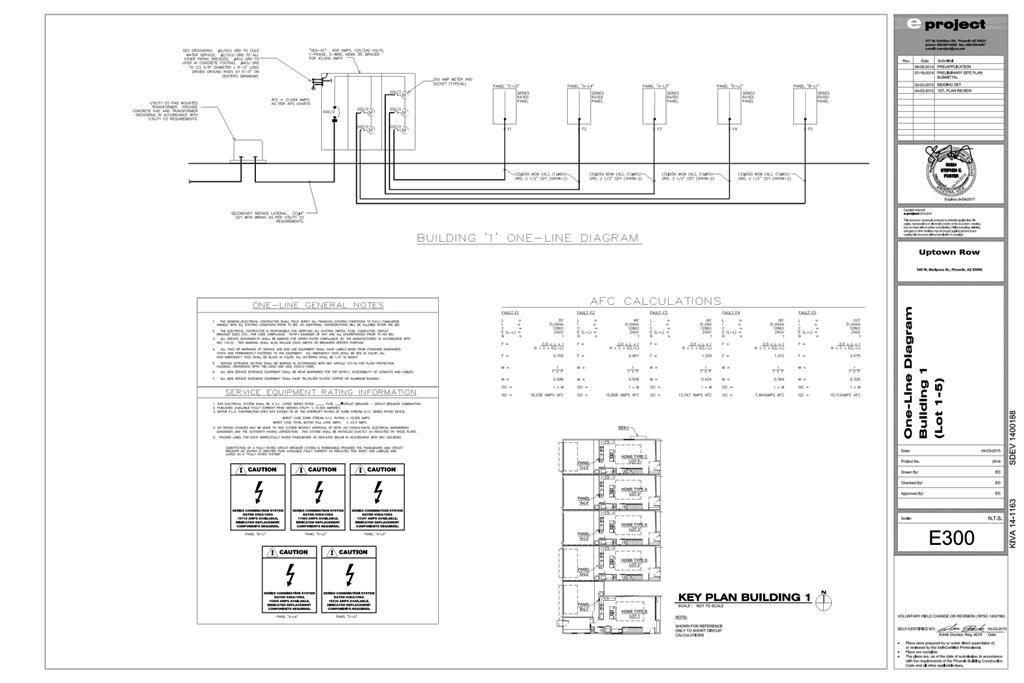 [TE_7803] Electrical Plan General Notes Free Diagram
