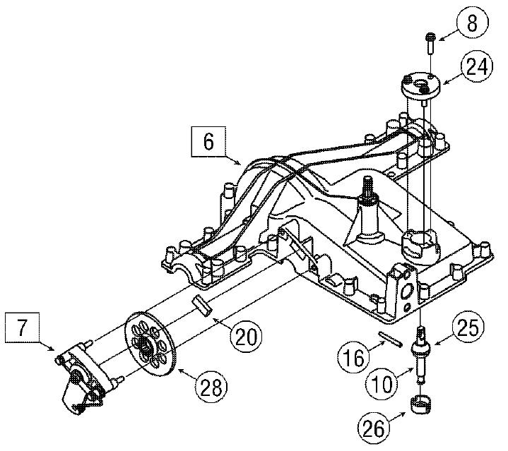 [GB_3072] Lawn Mower Parts Diagram On Troy Bilt Riding