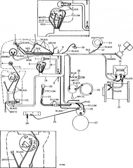 [GK_8560] John Deere 7410 Wiring Diagram Free Diagram