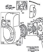 [SW_0719] Briggs And Stratton 5Hp Carburetor Diagram Free