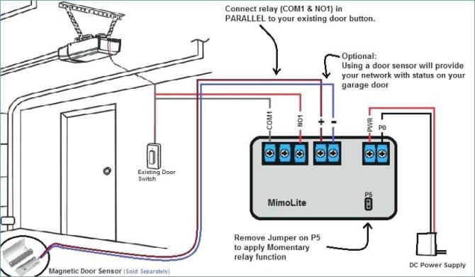 diagram chamberlain liftmaster pro garage door wiring