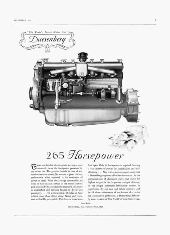 [BX_7982] Duesenberg Wiring Diagram Schematic Wiring