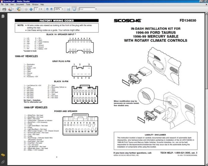 2007 ford taurus radio wiring diagram  land rover series
