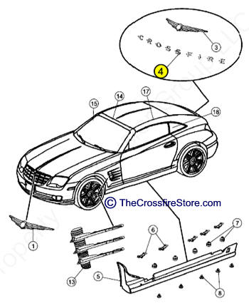 [OH_7449] Chrysler Crossfire Lights Diagram Schematic Wiring