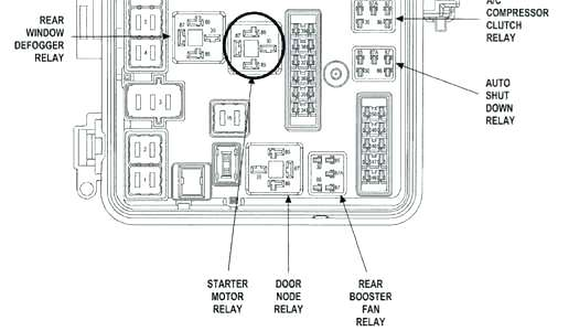 [XO_3455] 2004 Chrysler Pacifica Wiring Schematic