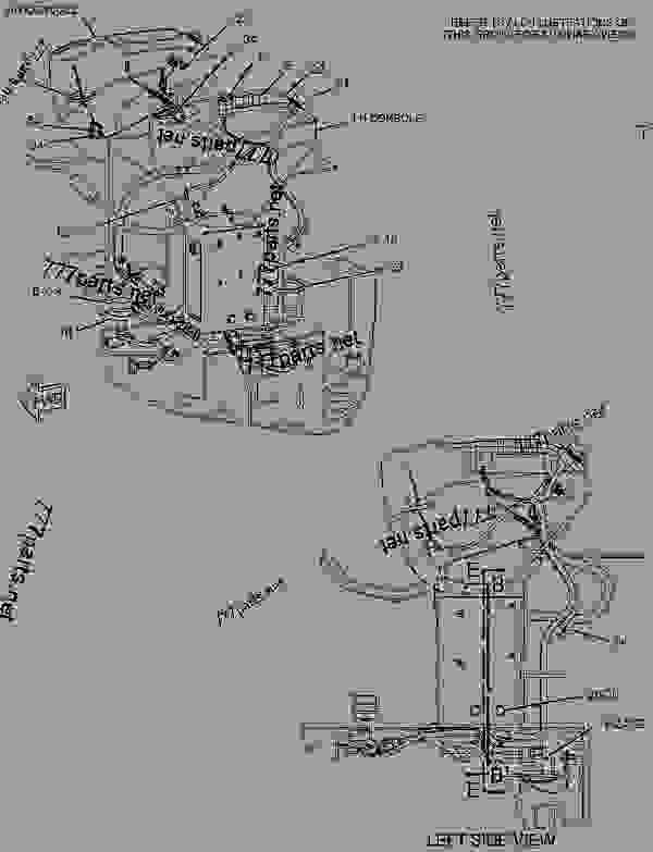 [ZZ_3903] Cat Telehandler Wiring Diagrams Wiring Diagram