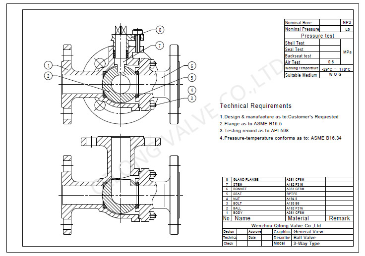 [TE_9142] 3 Way Mixing Valve Piping Diagram Download Diagram