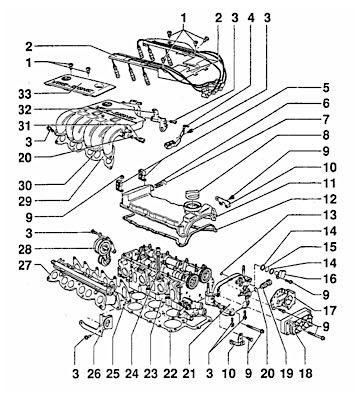 [SZ_8157] Vr6 Engine Timing Diagram Schematic Wiring
