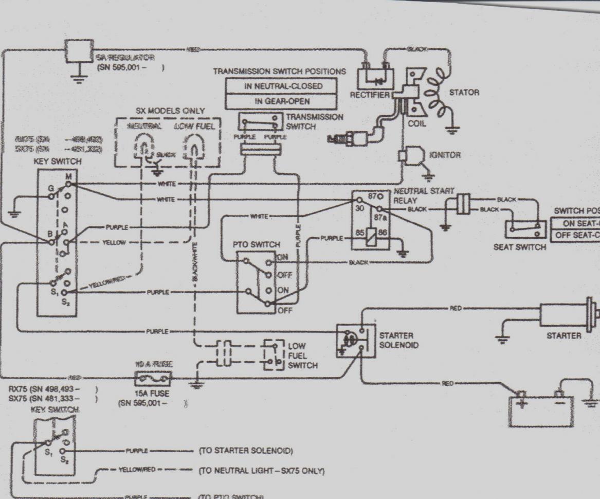 John Deere 2010 Wiring Diagram For Your Needs