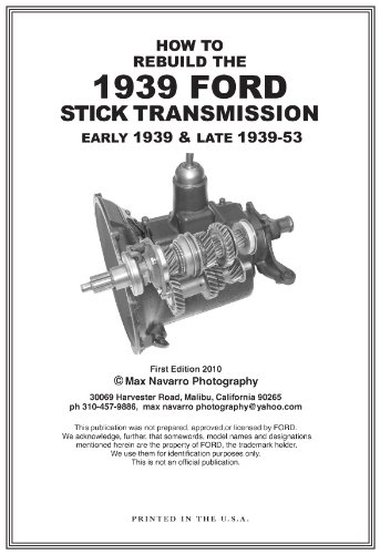 [MN_9624] Ford Transmission Numbers Free Diagram
