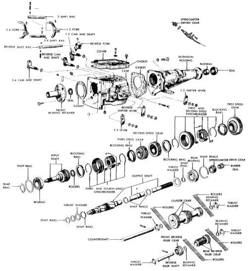 [NW_8535] Ford Transmission Codes Wiring Diagram