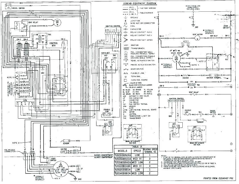 [BV_2426] Oil Furnace Fan Relay Wiring Diagram Free