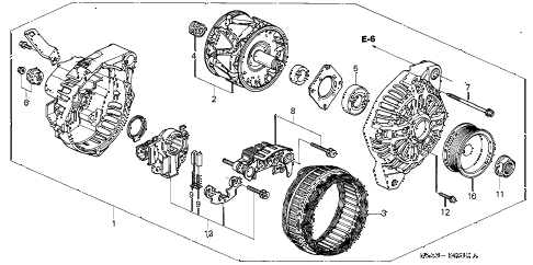 [HX_6144] Mitsubishi Alternator Diagram Wiring Diagram