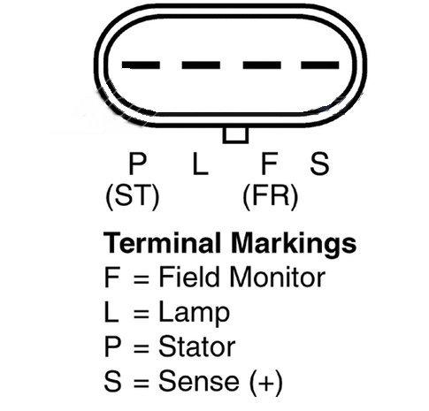 [ZF_3817] Ad244 Alternator Wiring Diagram Schematic Wiring