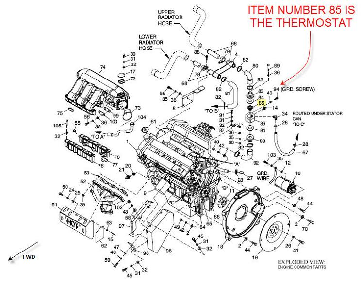 [VN_7494] Ford Thermostat Diagram Free Diagram