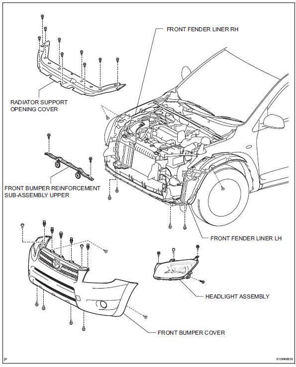 Toyota Rav4 Engine Diagram / Diagram Toyota Rav4 2009