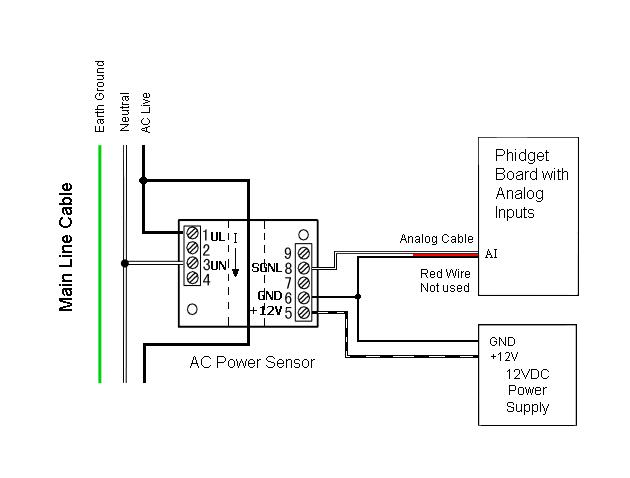 [ST_1063] Terminal Block Wiring Schematic Wiring Diagram