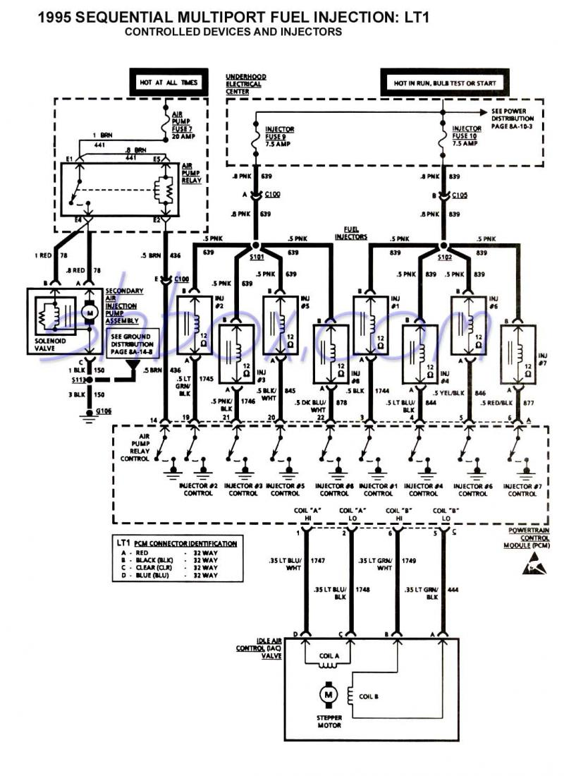 [SL_2656] Ls1 Engine Assembly Diagram Schematic Wiring