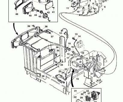 [HO_7263] Lt160 John Deere Wiring Diagram Schematic Wiring