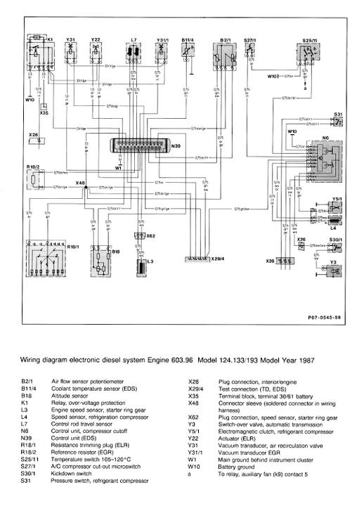 [XN_4796] W124 Ac Wiring Diagram Schematic Wiring