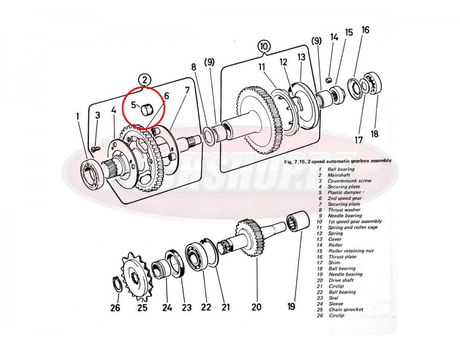[EM_4222] Puch Engine Diagram Download Diagram