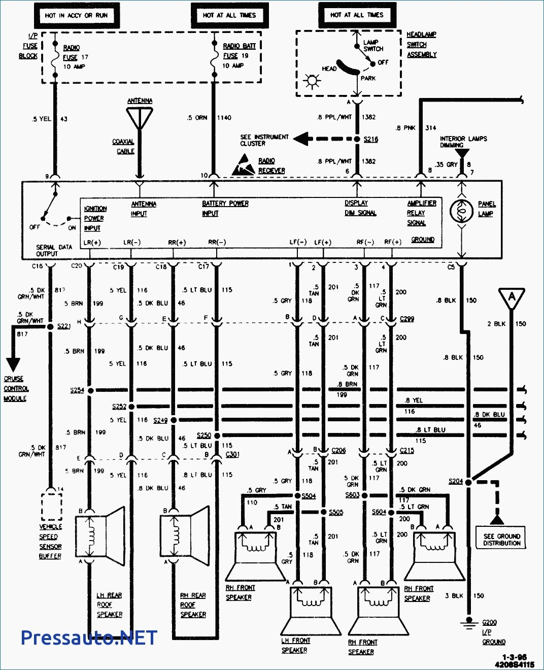 Chevy K Radio Wiring Diagram