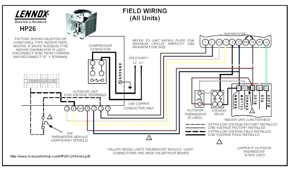 [HY_0774] Oil Furnace Wiring Diagram Schematic Wiring