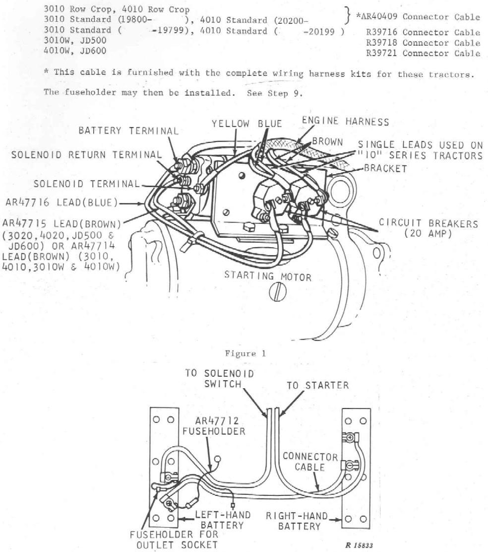 John Deere 3020 Wiring Diagram Pdf / Diagram John Deere