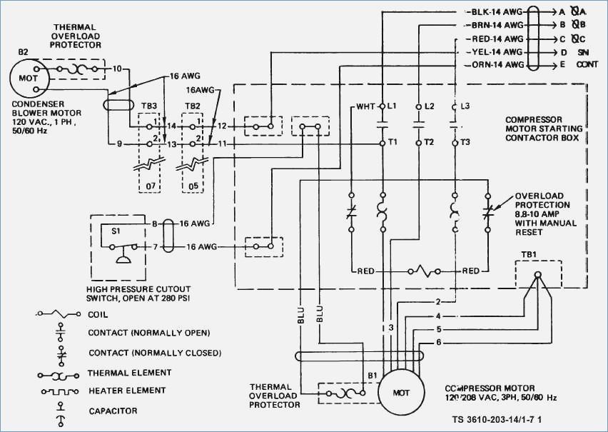 [Get 42+] York Ac Wiring Diagram