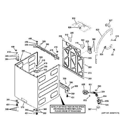 Wiring Diagram Ge Profile Washing / Wiring Diagram Ge