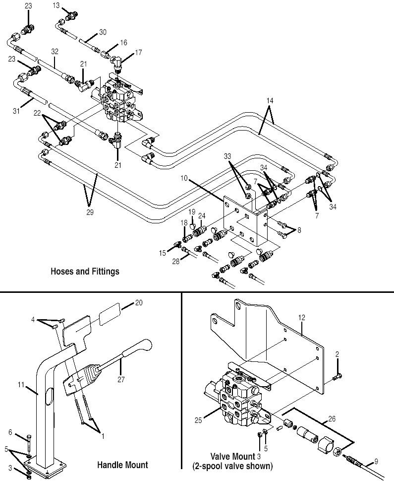 [OV_0837] Wiring Diagram Hydraulic Diagram Case