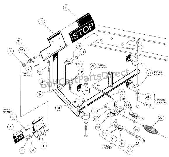 [NZ_0331] Gas Pedal Schematic Wiring Diagram