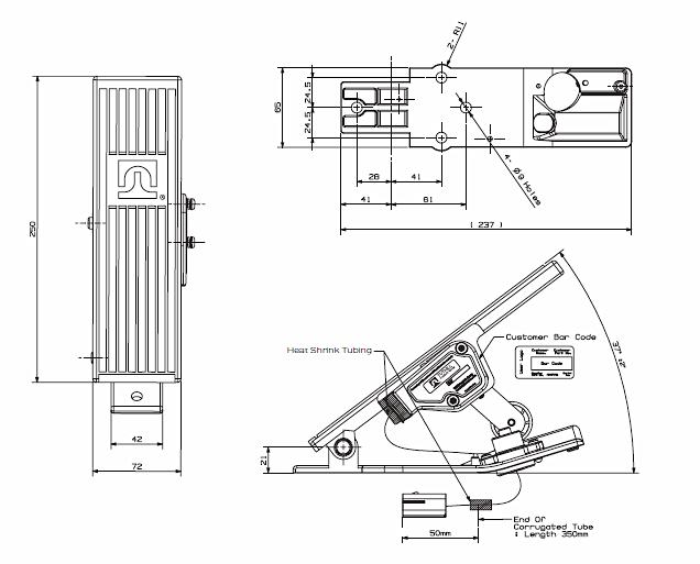 [ZO_3672] Gas Pedal Schematic Free Diagram