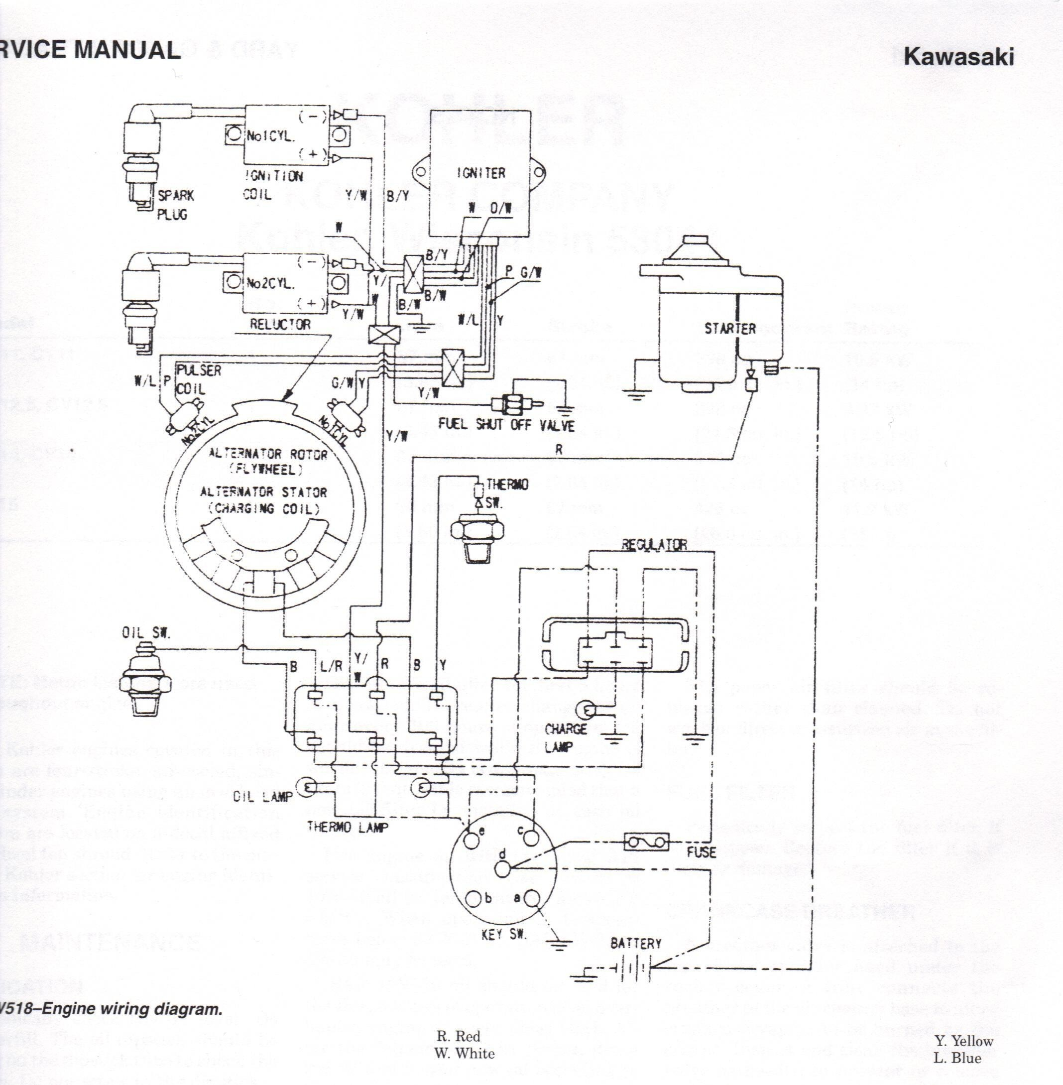 [AM_8053] Wiring Harness Color Code Schematic Wiring