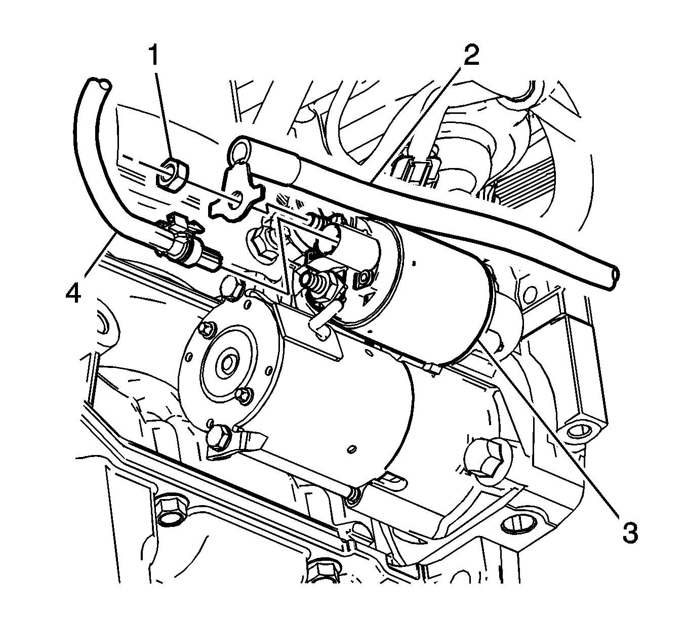 Chevy Cobalt Alternator Wiring Diagram