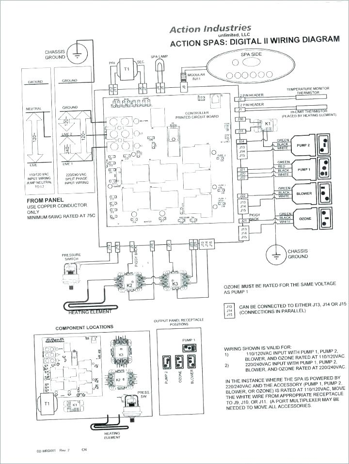 [YL_9211] Wiring A Hot Tub Blower Download Diagram