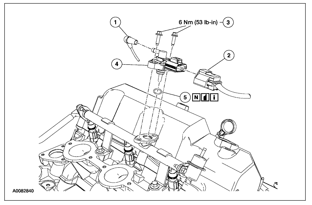 [EW_6673] Fuel Pressure Regulator Diagram Fuel Rail